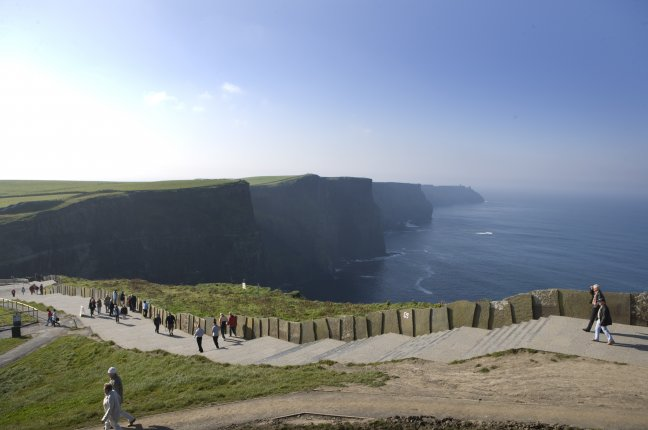 Cliff Coastal Walk