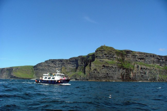 Aran Islands and Cliffs Cruise