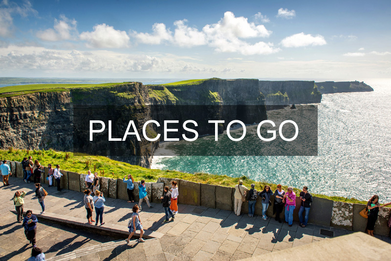 Places To Go in West Clare